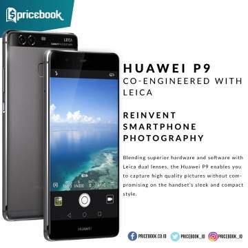 Menjajal Dual Kamera Huawei P9 di Siang dan Malam Hari