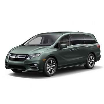 Honda Odyssey 2018, MPV Mewah Pertama dengan Transmisi 10-Speed