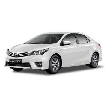 All New Toyota Corolla Altis Sapa Indonesia