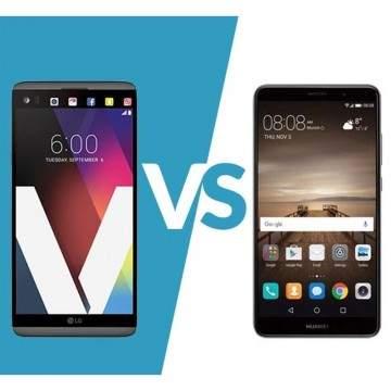 Huawei Mate 9 vs LG V20, Duel Hape dengan Dua Kamera Belakang