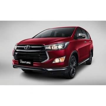 Toyota Resmi Luncurkan Innova Termewah Venturer di Indonesia