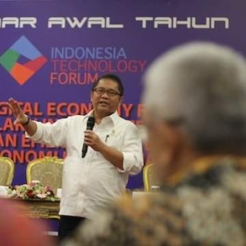 Sinergi Industri Telko Kunci Sukses Ekonomi Digital Indonesia