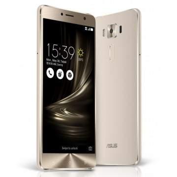 ASUS Zenfone 3 Deluxe, Hape RAM 6GB dengan Kamera 23MP