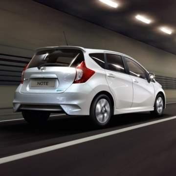Tantang Jazz dan Yaris, Nissan Berencana Bawa Note ke Indonesia