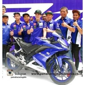 Yamaha Resmi Luncurkan Motor Sport All New Yamaha R15 Terbaru