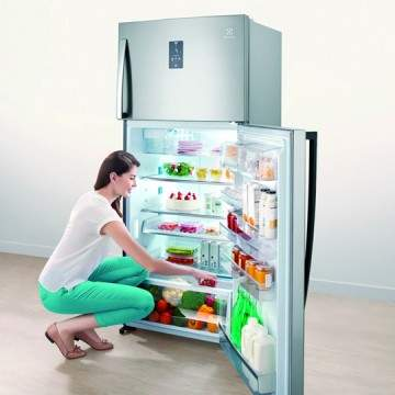 Electrolux NutriFresh, Kulkas Hemat Energi yang Menjaga Kesegaran Makanan