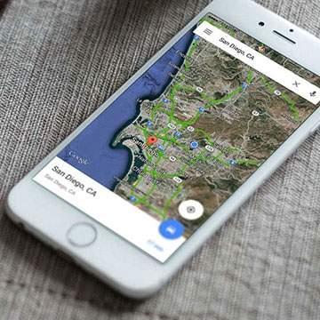 Google Maps Offline di iPhone dan iPad, Begini Cara Mudah Menggunakannya