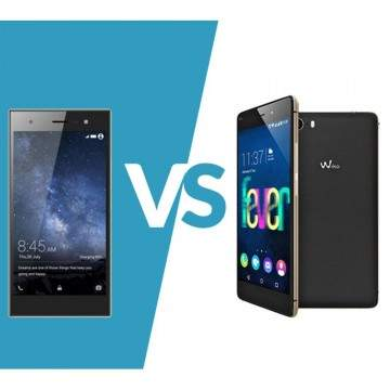 Adu Ponsel Android Murah RAM 3GB, Infinix Zero 3 vs Wiko Ridge 4G Fever