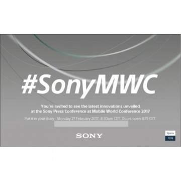 5 Smartphone Sony Siap Rilis di Ajang MWC 2017