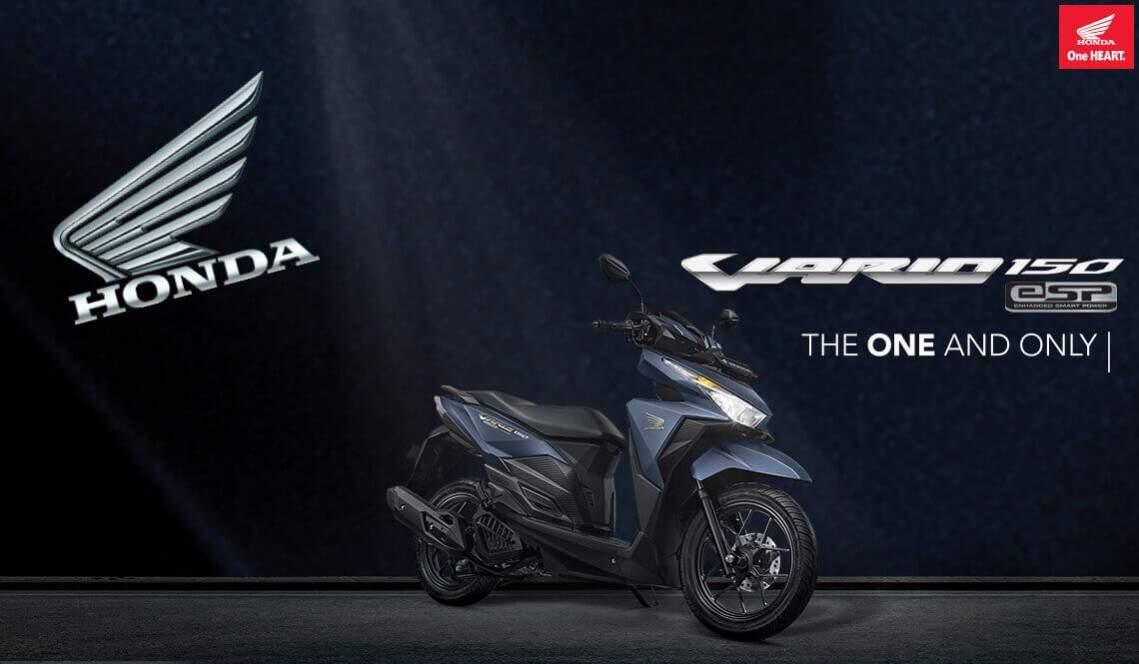 Cantik Di Body Dan Kaya Fitur Berapa Harga Honda Vario Terbaru
