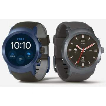 LG Rilis 2 Smartwatch dengan Android Wear 2.0