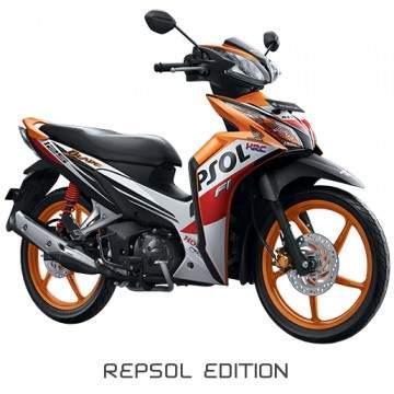 Harga Motor Bebek Honda Blade 125, Tipe Blade S Paling Murah