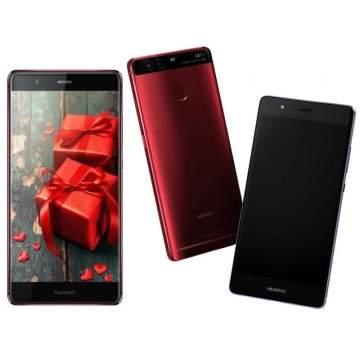 Sambut Valentine, Huawei Hadirkan Huawei P9 Varian Merah