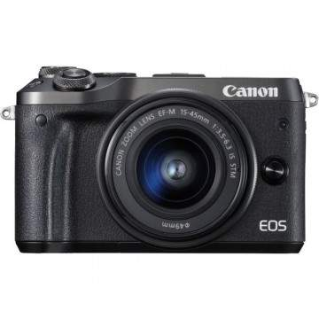 Kamera Mirrorless Canon EOS M6 Dirilis, Harganya?