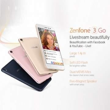ASUS Zenfone 3 Go Muncul, Seperti Apa Spesifikasinya?