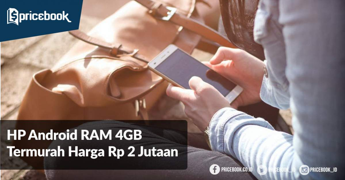 HP Android RAM 4GB