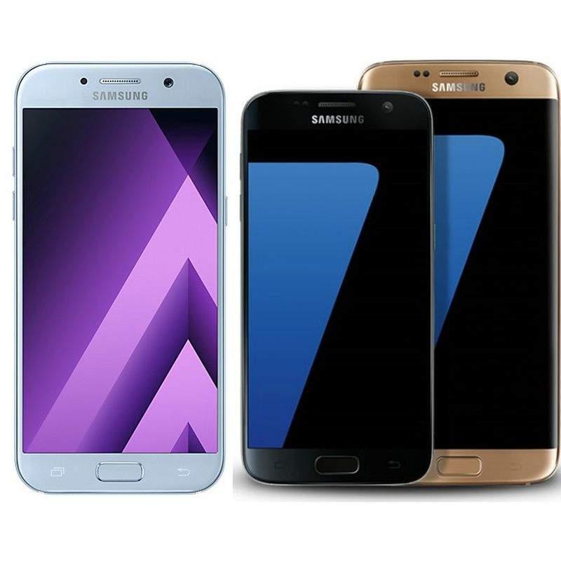 Perbandingan Samsung Galaxy A5 2017 Dan S7 Mana Yang Unggul
