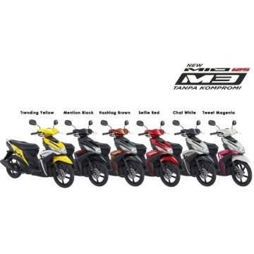 Harga Motor Yamaha Mio Dari Tipe Yang Lama Sampai Yang Baru