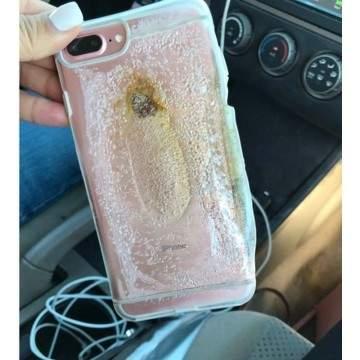 Lagi, Kasus iPhone 7 Plus Terbakar Tanpa Sebab Jelas
