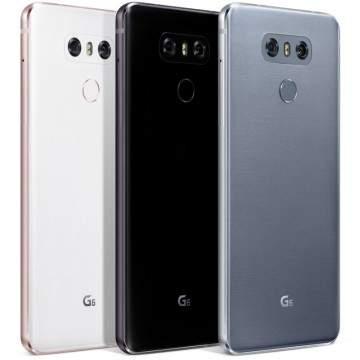 LG G6 Resmi Diperkenalkan, Layar Mewah dan Bisa Diajak Main Air
