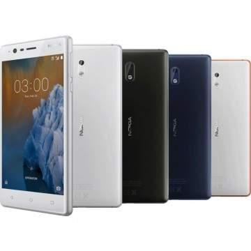 Hape Nokia 3310, Nokia 3 dan Nokia 5 Resmi Meluncur di WMC 2017