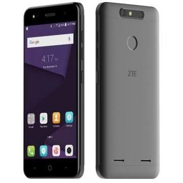 MWC 2017 ZTE Hadirkan Ponsel Kamera Murah ZTE Blade V8 Mini dan Blade V8 Lite