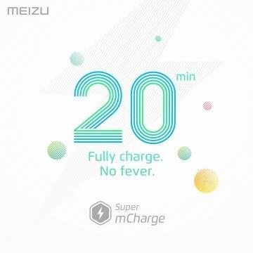 Teknologi Fast Charging Meizu, 20 Menit Langsung Full!