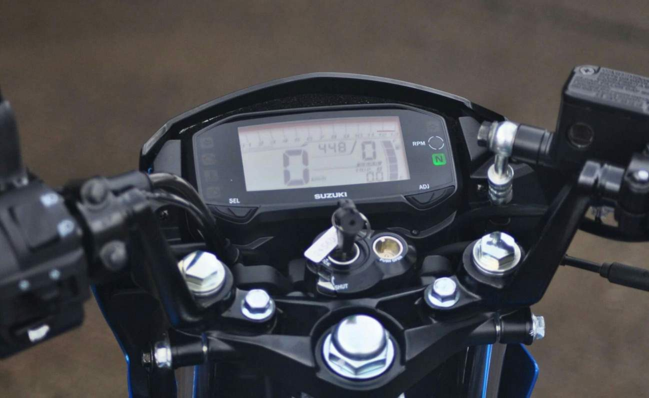 speedometer satria f150