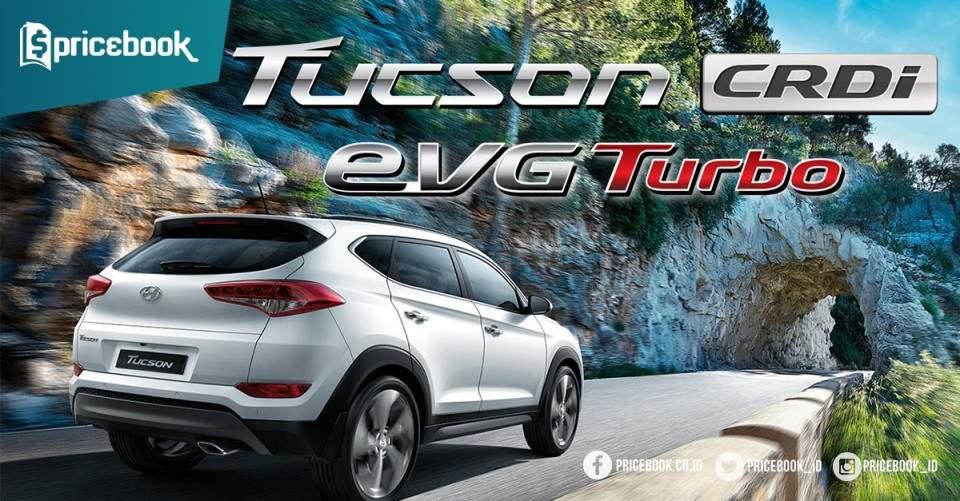Hyundai Luncurkan SUV Tucson Terbaru Penantang Honda CRV