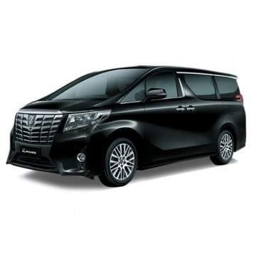 Harga dan Spesifikasi Toyota Alphard Maret 2017