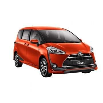 Harga dan Spesifikasi Toyota Sienta Maret 2017