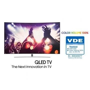 Samsung QLED TV Punya Kemampuan Hasilkan Volume Warna 100 Persen, Apa Pentingnya?