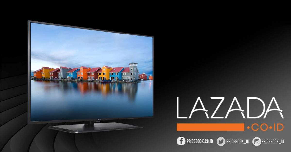 5 tv led 32 inch dengan promo terbaik di ulang tahun lazada