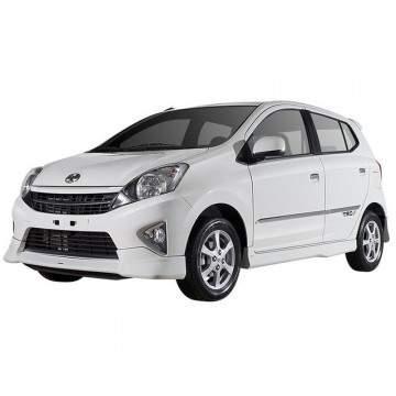 Harga dan Spesifikasi Toyota Agya Maret 2017
