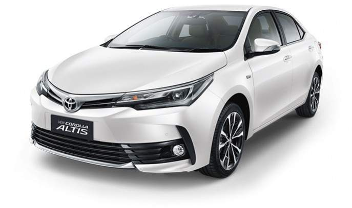 Toyota Vehicles 2017 >> Harga Dan Spesifikasi Toyota Corolla Altis April 2017