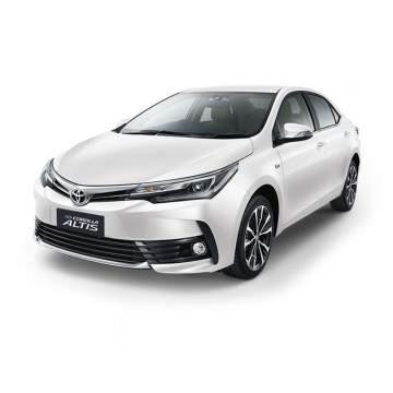 Harga dan Spesifikasi Toyota Corolla Altis April 2017