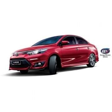 Harga dan Spesifikasi Toyota Vios April 2017