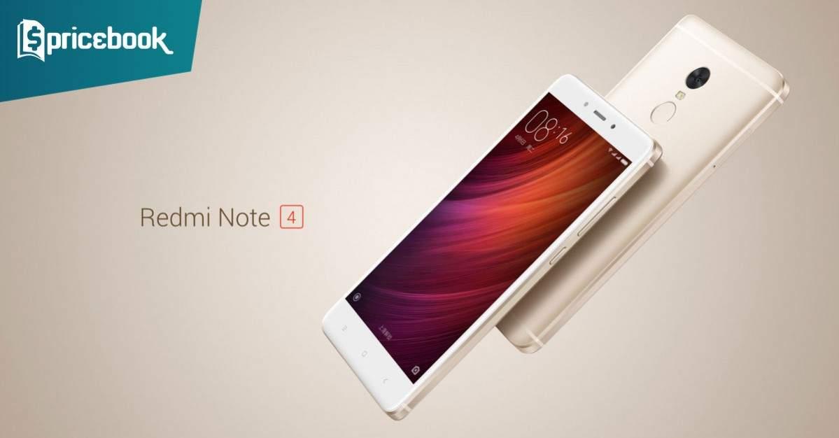 Xiaomi Redmi Note 4 Resmi Tiba Di Indonesia Ini