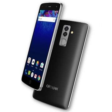 Alcatel Rilis Smartphone Dual Kamera Depan dan Belakang Pertama di Dunia