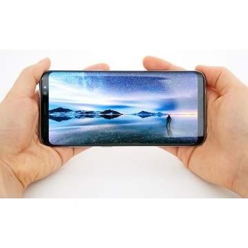 Samsung Galaxy S8 Terpilih Sebagai Smartphone Layar Terbaik
