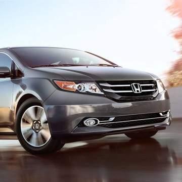 Harga dan Spesifikasi Honda Odyssey April 2017