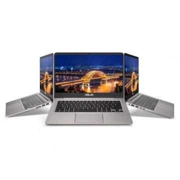 Laptop Tipis ASUS ZenBook UX410UQ, Dilengkapi Prosesor Core i7 Kaby Lake