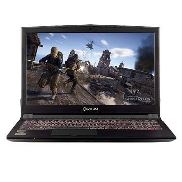 Laptop Gaming Murah Origin EON 15S Pakai NVIDIA GeForce 1050