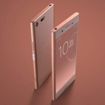 Sony Xperia XZ Premium Varian Bronze Pink Akan Segera Dirilis