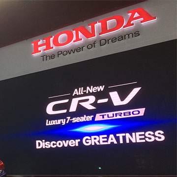 Honda Luncurkan All-New Honda CR-V, Harga Mulai Rp400 Jutaan
