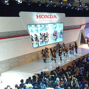 Honda Bagi-bagi Promo Menarik di IIMS 2017