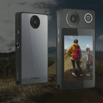 Rilis Perangkat Baru, Acer Bawa Kamera 360 Derajat dengan OS Android