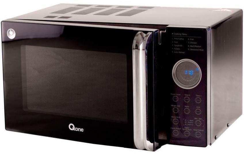 microwave oxone