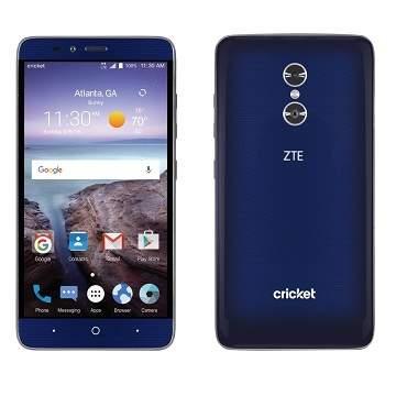 Hape Android Murah ZTE Blade X Max Sudah Android Nougat Harga 2 Jutaan