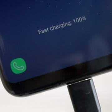 Fast Charging Samsung Galaxy S8 Hanya Bekerja Saat Layar Kondisi Mati